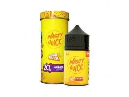 nasty juice cush man mango