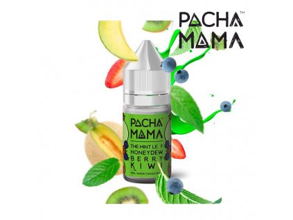 Příchuť Charlie´s Chalk Dust Pacha Mama Mint, Honeydew, Berry, Kiwi 30ml