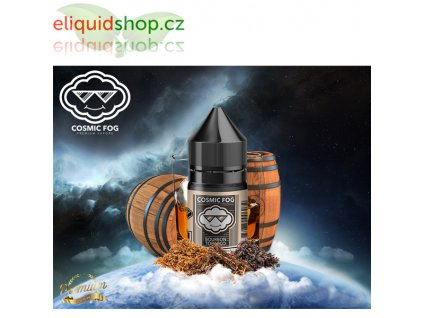 Příchuť Cosmic Fog Bourbon Tobacco 30ml