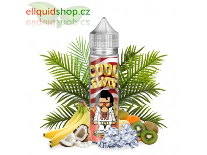 Příchuť Flavormonks Cool Elvis SaV Cool Tropical 12ml