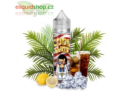 Příchuť Flavormonks Cool Elvis SaV Cool Cola 12ml