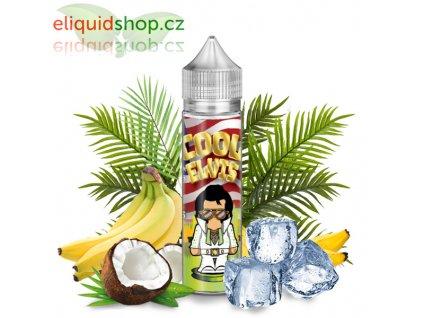 Příchuť Flavormonks Cool Elvis SaV Cool Coco Banana 12ml