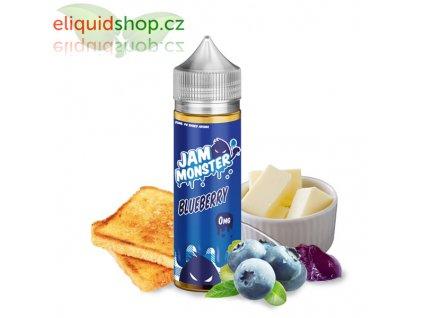 Příchuť Jam Monster Blueberry Jam SnV 20ml