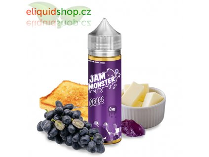 Příchuť Jam Monster Grape Jam SnV 20ml