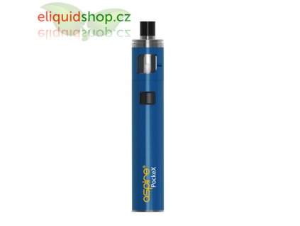 Aspire PockeX Pocket AIO 1500mAh - Modrá