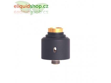 HussarVape Legacy RDA atomizér - Black/Gold