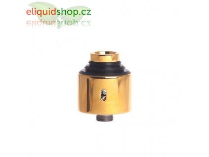 HussarVape Legacy RDA atomizér - Gold