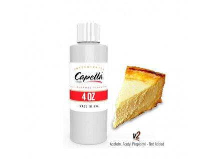 capella 118ml new york cheesecake v2