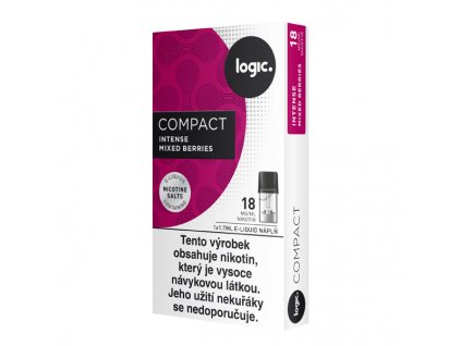 logic compact cartridge berries