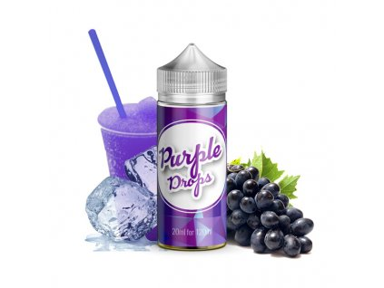 infamous drops purple