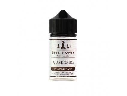 five pawns queenside