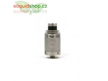 Mark Bugs Charm V1 RDA squonk atomizér - Stříbrná