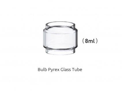 10015 nahradni pyrexove sklo tfv12 prince 8ml