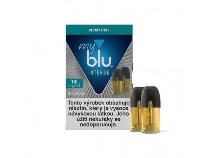 my blu cartridge menthol 18mg