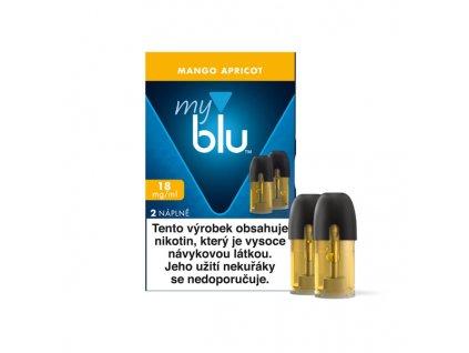 my blu cartridge mango 18mg
