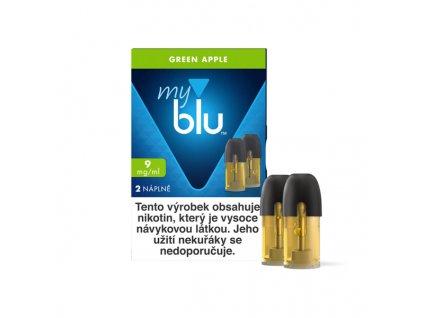 my blu cartridge apple 9mg
