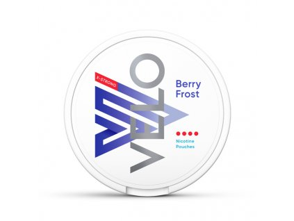 velo berry frost 10 9mg