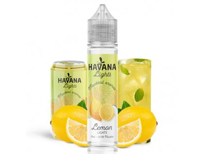 havana lights lemon