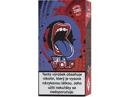 e liquid big mouth wild wolf 20mg