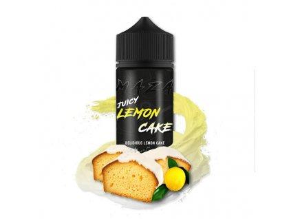 maza flavor juicy lemon cake