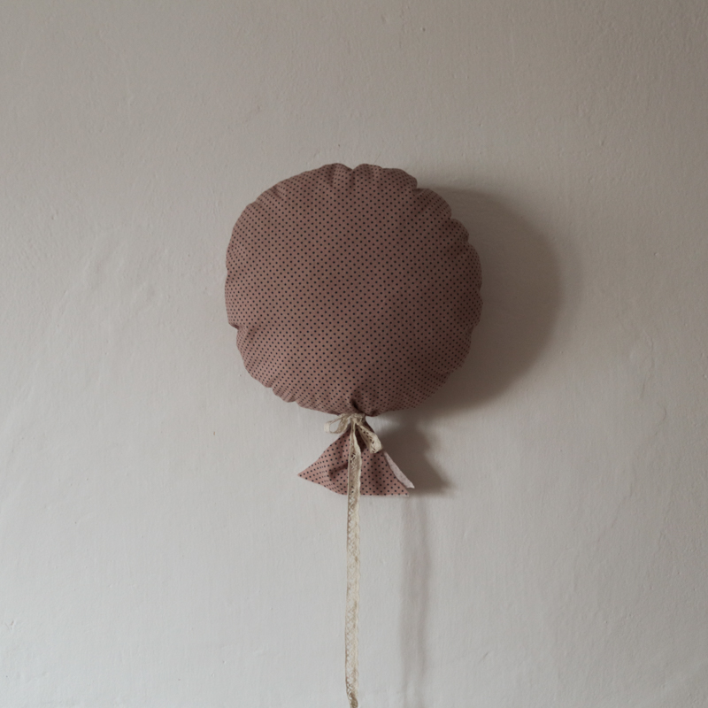 DIY Balónek do pokojíčku