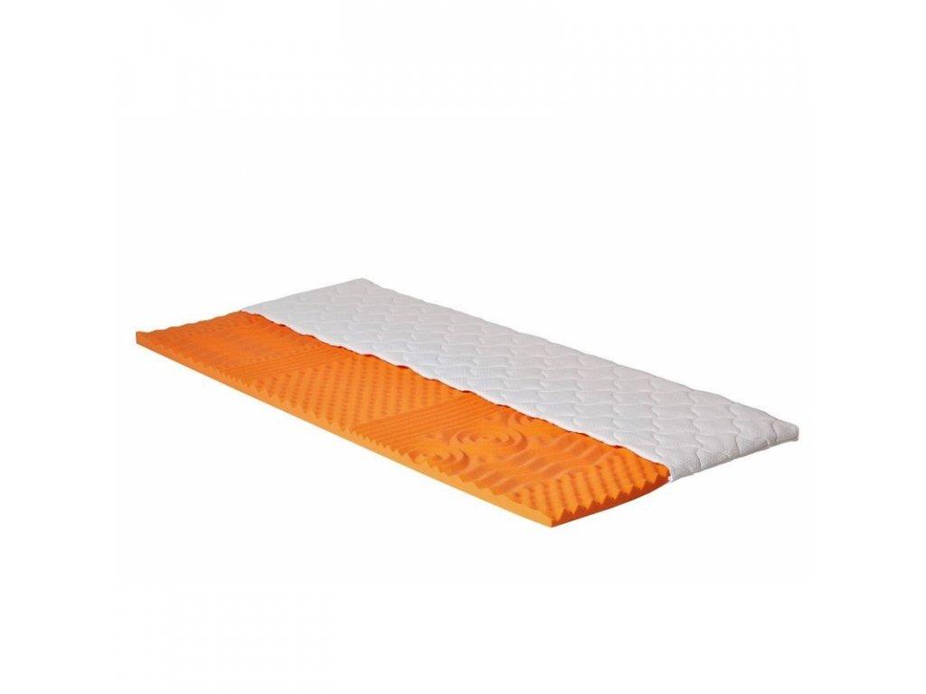 matracová podložka, vrchní matrace