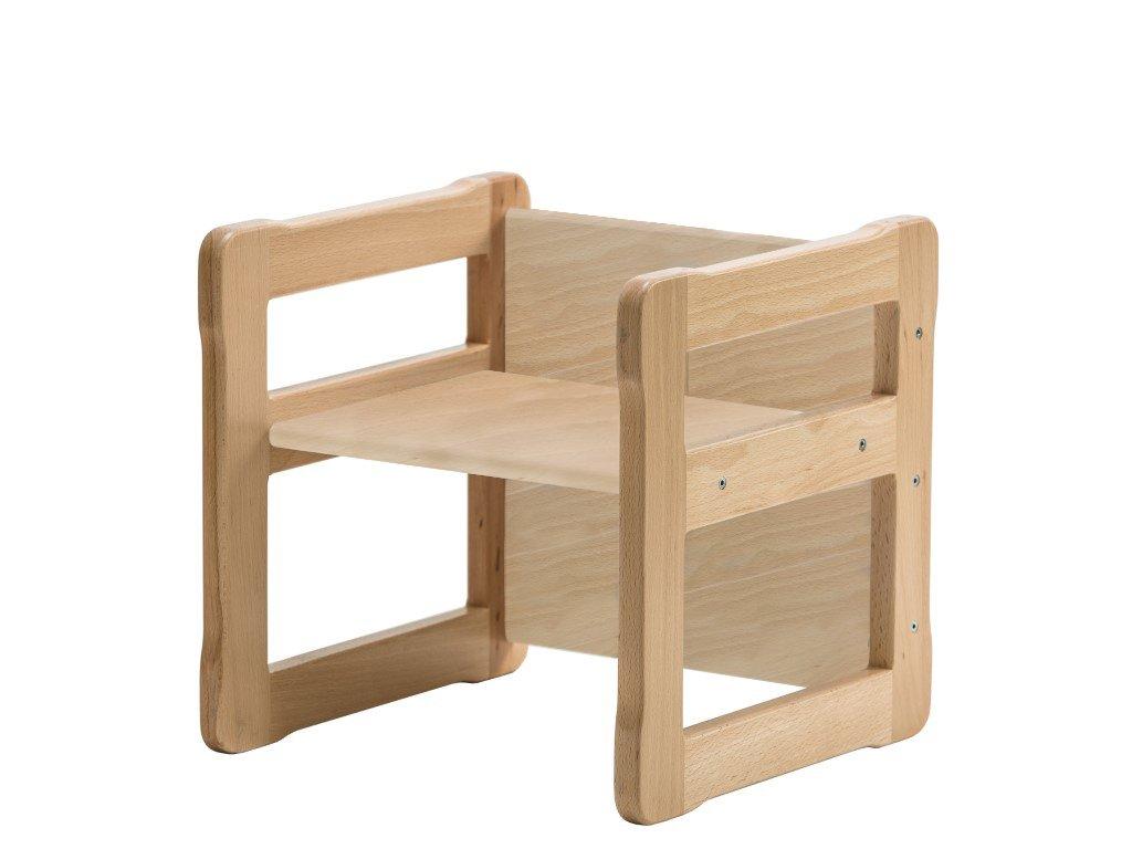 Kvalitní a praktická dětská multifunkční židlička