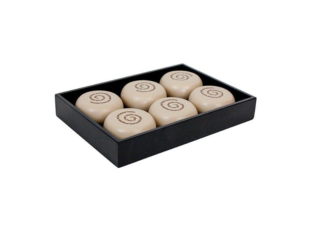 Dřevěné buchty, koláče