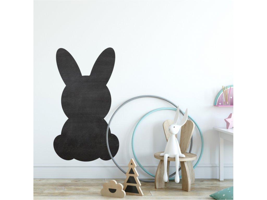 nástěnná samolepka králík