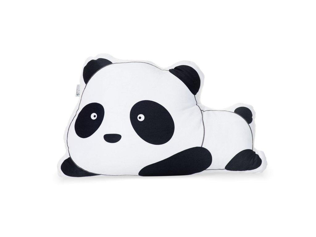 Tvarovaný polštář panda