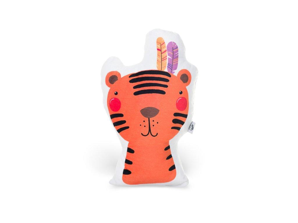 Tygrys z pióropuszem
