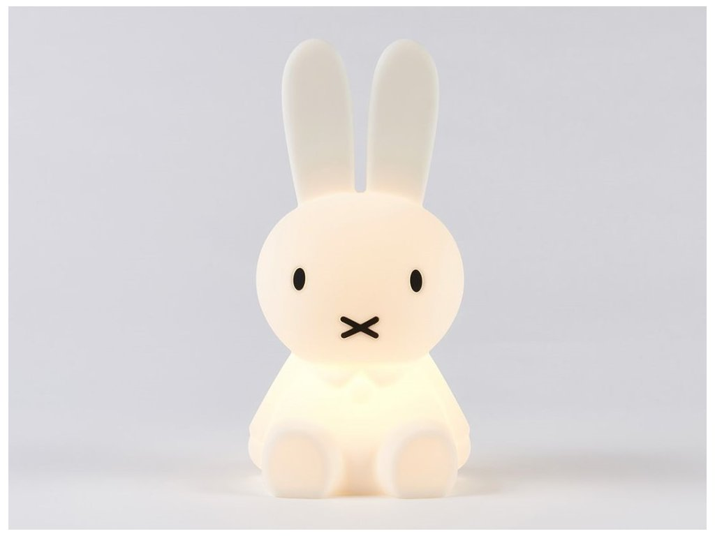 Originální dětská lampička králíček miffy