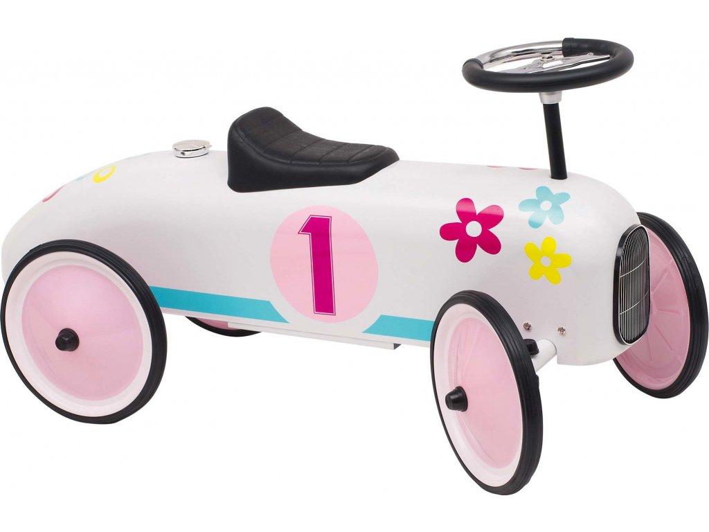 plechové autíčko Susibelle