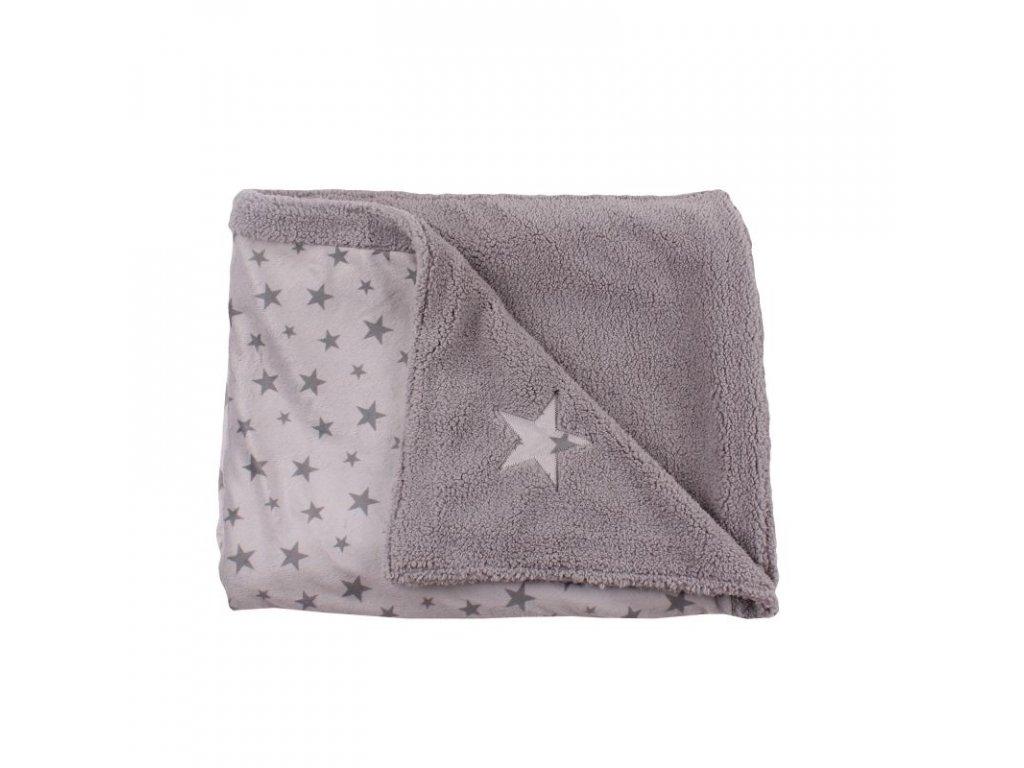 Flísová deka pro děti
