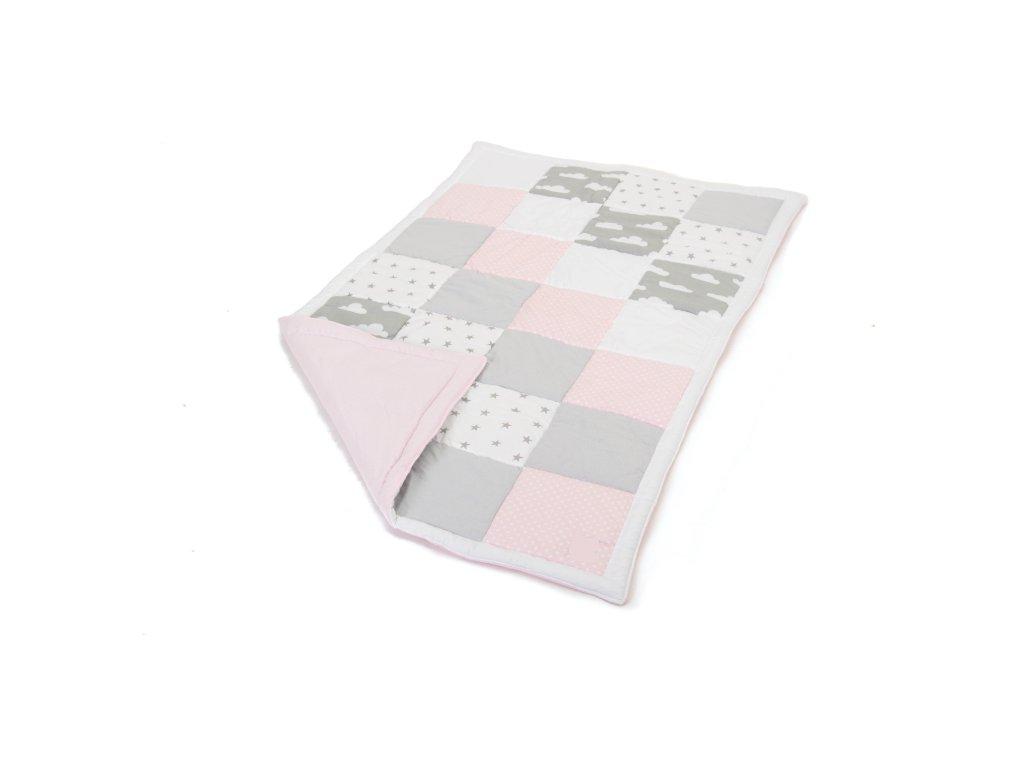 patchworkova deka