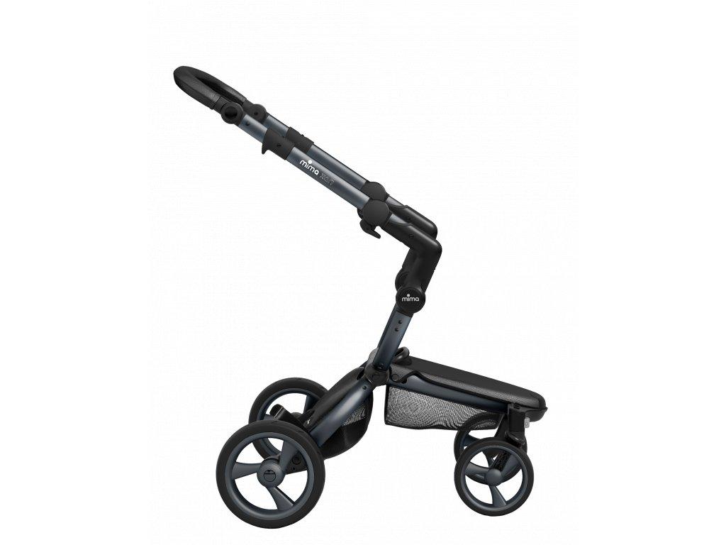 Mima Xari kočárek 3G - podvozek Graphite Grey