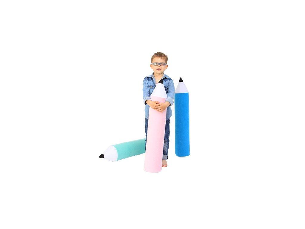 plyšové polštářky pro děti