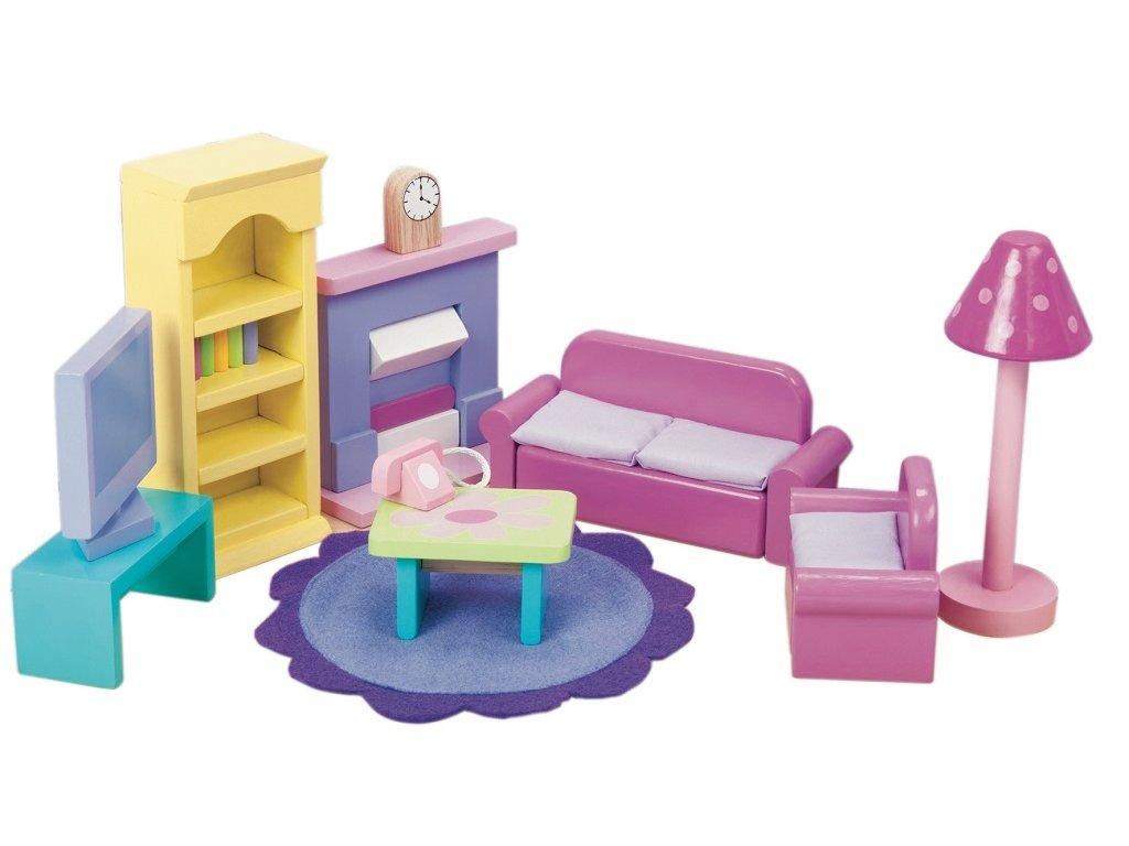 Nábytek Sugar Plum obývací pokoj