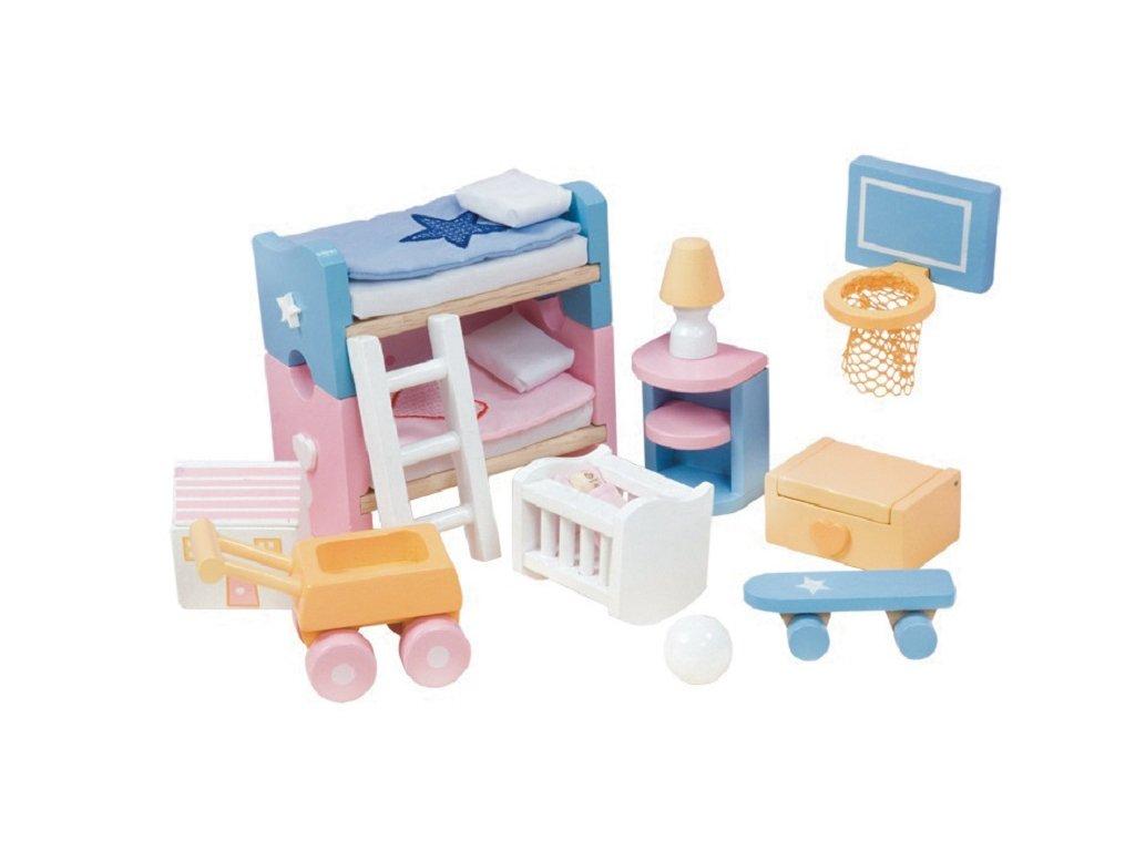 Nábytek Sugar Plum dětský pokoj