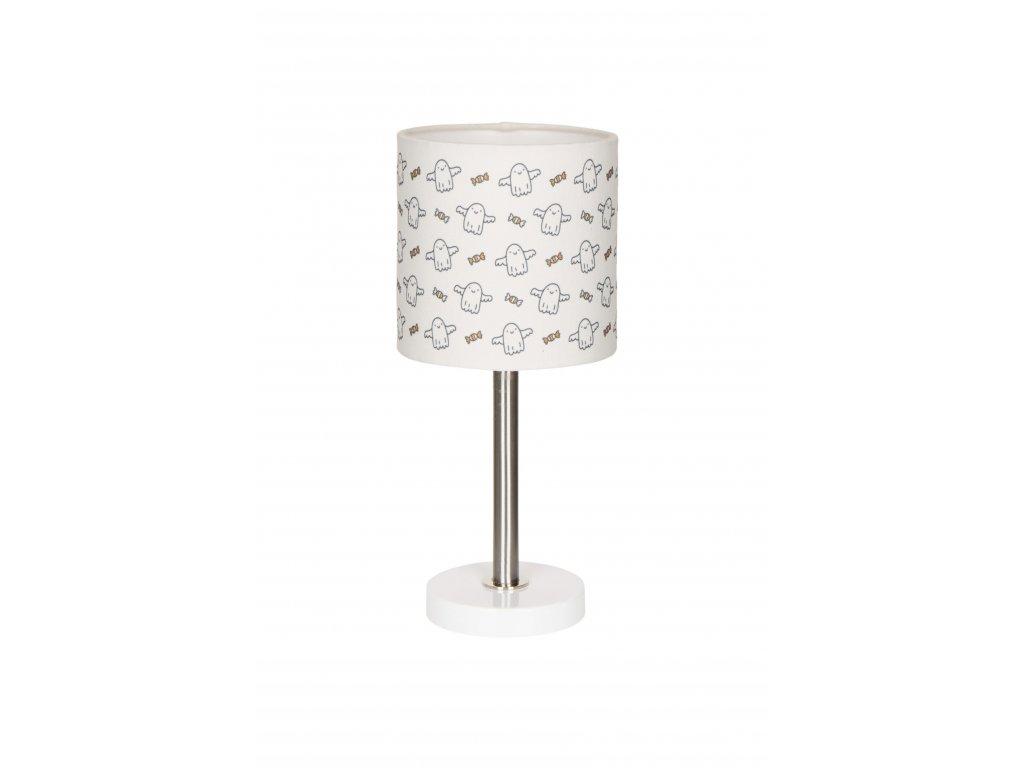 Krásná a originální dětská stolní lampička - Kamarád duch