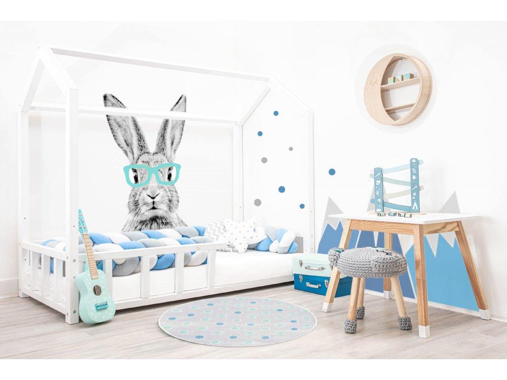 Eco postel do dětského pokoje
