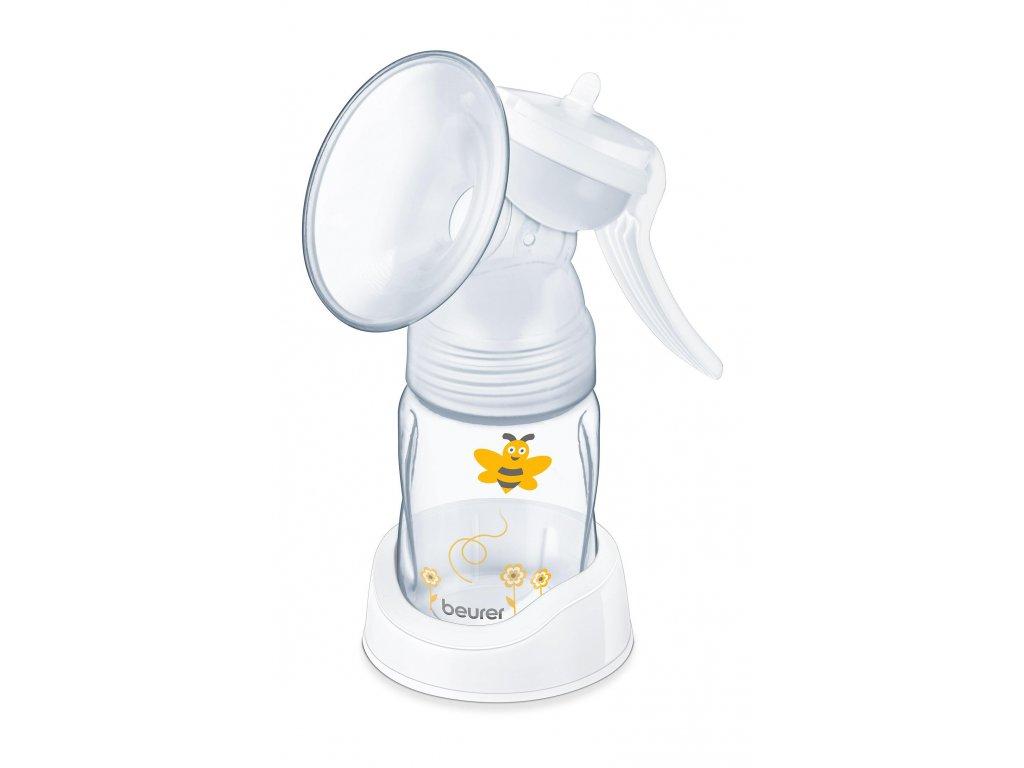 Mechanická odsávačka mateřského mléka vhodná při cestování