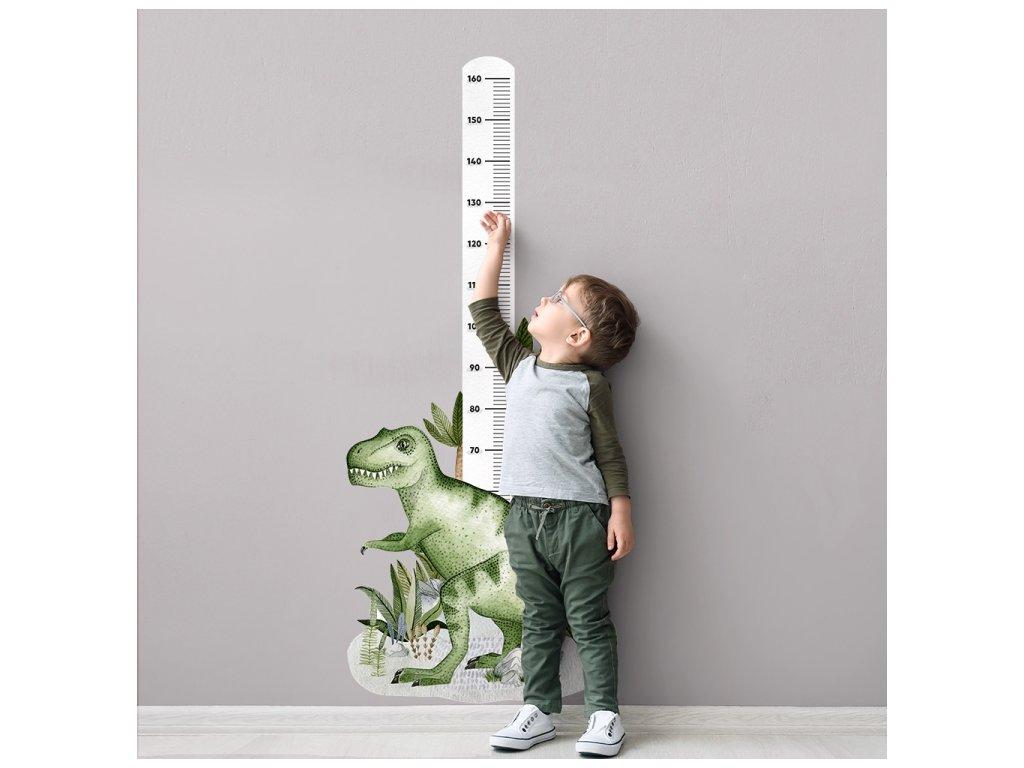 nalepovací metr do dětského pokoje