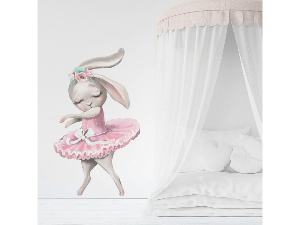 baletka králíček