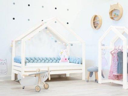 moderní a kvalitní domečková postel