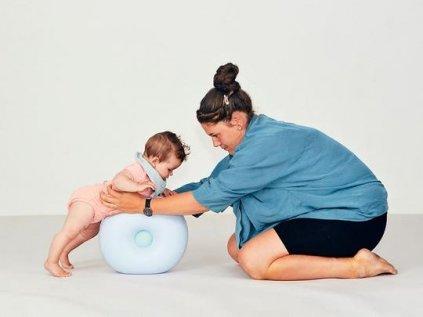 Zábavný montessori multifunkční koblížek (donut) pro malé i velké děti