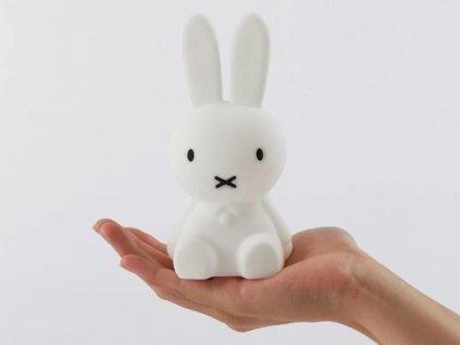 Králíček do ruky dětská mini lampička Miffy