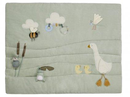 Hrací deka nebo podložka pro děti od narození