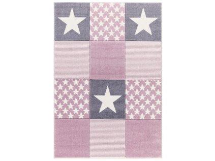 Dětský koberec - 3 Hvězdy