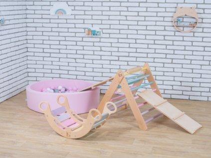 Výhodný set pro holčičky z montessori prvků